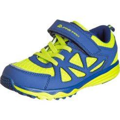 """Buty sportowe dziewczęce: Buty sportowe """"Tomah"""" w kolorze żółto-granatowym"""