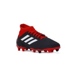 Buty do piłki nożnej adidas  PREDATOR 18.3 FG. Czarne halówki męskie marki Asics, do piłki nożnej. Za 368,11 zł.
