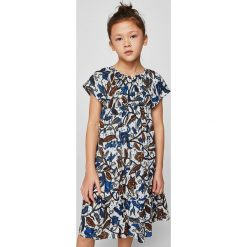 Odzież dziecięca: Mango Kids – Sukienka dziecięca Mar 110-164 cm