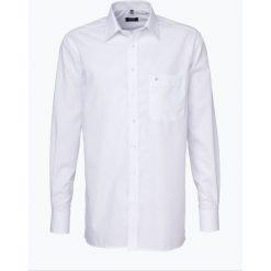 Koszule męskie na spinki: Eterna Comfort Fit – Koszula męska niewymagająca prasowania z bardzo długim rękawem, czarny