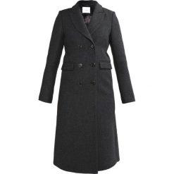 IVY & OAK CLASSIC DOUBLE BREASTED Płaszcz wełniany /Płaszcz klasyczny dark grey. Szare płaszcze damskie wełniane IVY & OAK, klasyczne. W wyprzedaży za 545,35 zł.