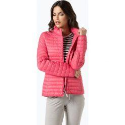 Bomberki damskie: Fuchs Schmitt - Damska kurtka pikowana, różowy