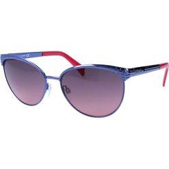 """Okulary przeciwsłoneczne damskie aviatory: Okulary przeciwsłoneczne """"JC678S 90B"""" w kolorze fioletowym"""