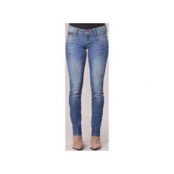 Jeansy slim fit Freeman T.Porter  ALEXA SLIM SDM. Niebieskie jeansy damskie relaxed fit marki Freeman T. Porter. Za 279,20 zł.