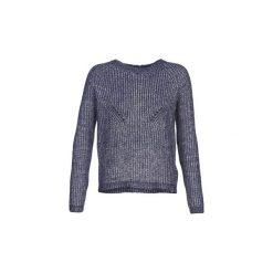 Swetry Freeman T.Porter  LILLYROSE. Niebieskie swetry klasyczne damskie marki Freeman T. Porter. Za 399,00 zł.