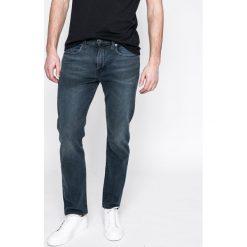 Levi's - Jeansy 502. Brązowe jeansy męskie regular marki Levi's®. W wyprzedaży za 279,90 zł.