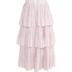 Spódniczki: Lost Ink Spódnica trapezowa light pink