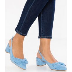 Buty ślubne damskie: KIOMI Czółenka blue