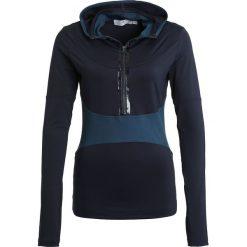 Adidas by Stella McCartney Koszulka sportowa legend blue. Niebieskie topy sportowe damskie adidas by Stella McCartney, xs, z elastanu, z długim rękawem. W wyprzedaży za 319,20 zł.