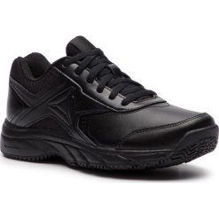 Buty Reebok - Work N Cushion 3.0 BS9527 Black. Czarne buty do biegania damskie Reebok, z materiału. W wyprzedaży za 179,00 zł.