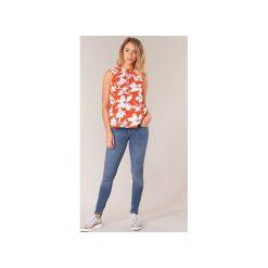 Jeansy slim fit Vero Moda  VMFIVE. Niebieskie jeansy damskie relaxed fit marki Reserved. Za 175,20 zł.