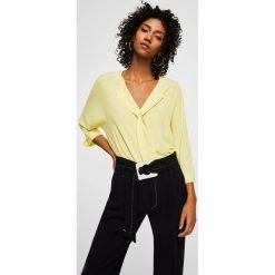 Bluzki damskie: Mango – Bluzka Celia