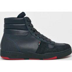 Tommy Jeans - Buty. Czarne buty sportowe męskie marki Tommy Jeans, z jeansu. Za 449,90 zł.