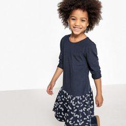 Sukienki dziewczęce: Wzorzysta sukienka 3-12 lat