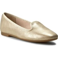 Lordsy damskie: Lordsy CLARKS – Chia Milly 261238344 Champagne