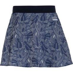 GEORGE GINA & LUCY girls CANNES SKIRT Spódnica mini blue night. Niebieskie minispódniczki marki GEORGE GINA & LUCY girls, z bawełny. W wyprzedaży za 143,65 zł.