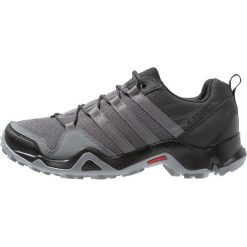 Adidas Performance TERREX AX2R Obuwie hikingowe carbon/grey four/solar slime. Szare buty sportowe męskie adidas Performance, z materiału, outdoorowe. Za 399,00 zł.
