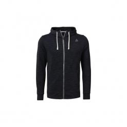 Bluzy Reebok Sport  Bluza z kapturem Training Essentials Marble Group Full-Zip. Niebieskie bluzy męskie rozpinane marki Adidas, m. Za 249,00 zł.