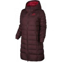 Nike Płaszcz Zimowy W Nsw Dwn Fill Prka Red L. Czerwone płaszcze damskie Nike, na zimę, l, eleganckie. W wyprzedaży za 465,00 zł.
