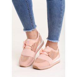 Różowe Buty Sportowe I'll Rise. Fioletowe buty sportowe damskie marki KALENJI, z gumy, do biegania. Za 89,99 zł.