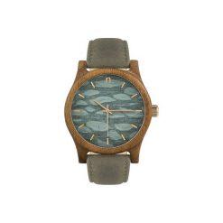 Drewniany zegarek classic 43 n012. Niebieskie zegarki męskie Neatbrand. Za 379,00 zł.