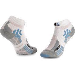 Skarpety Wysokie Damskie X-SOCKS - Marathon Women X020403 W130. Białe skarpetki damskie X SOCKS, z elastanu. Za 80,00 zł.