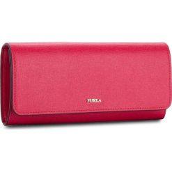 Duży Portfel Damski FURLA - Babylon 922665 P PU02 B30 Ruby. Czerwone portfele damskie Furla, ze skóry. Za 630,00 zł.