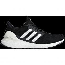Buty do biegania męskie ADIDAS UltraBOOST CBLACK/CLOWHI/CARBON / AQ0062. Białe buty do biegania męskie marki Adidas. Za 749,00 zł.