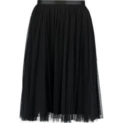 Needle & Thread TULLE MIDI SKIRT Spódnica trapezowa black. Czarne spódniczki trapezowe Needle & Thread, z materiału, midi. Za 419,00 zł.