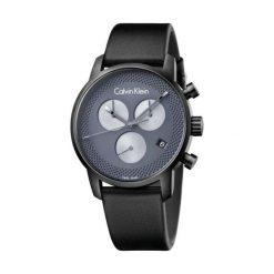 ZEGAREK CALVIN KLEIN City K2G177C3. Niebieskie zegarki męskie Calvin Klein, szklane. Za 1529,00 zł.