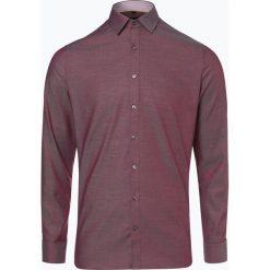 OLYMP No. Six - Koszula męska łatwa w prasowaniu, czerwony. Czerwone koszule męskie non-iron marki Cropp, l. Za 199,95 zł.