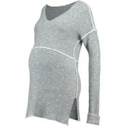 Swetry klasyczne damskie: Noppies HARRIET Sweter grey melange