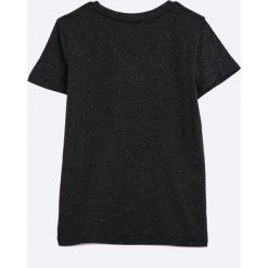 Tommy Hilfiger - Top dziecięcy. Fioletowe bluzki dziewczęce marki OLAIAN, z elastanu, sportowe. W wyprzedaży za 129,90 zł.