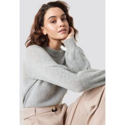Swetry klasyczne damskie: Moves Sweter Savea - Grey