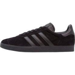 Adidas Originals GAZELLE Tenisówki i Trampki core black. Szare tenisówki damskie marki adidas Originals, z gumy. Za 399,00 zł.