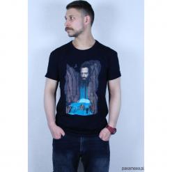 Koszulka Wodospad. Szare t-shirty damskie marki Pakamera, m, z bawełny. Za 69,00 zł.