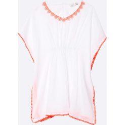 Swetry dziewczęce: Name it – Narzutka plażowa, dziecięca 122-164 cm