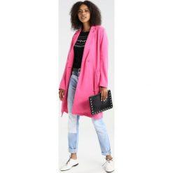Płaszcze damskie: Onepiece CHALLENGE  Płaszcz wełniany /Płaszcz klasyczny pink