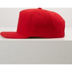 Czapki męskie: HUF BOX LOGO SNAPBACK Czapka z daszkiem red