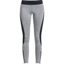 Legginsy we wzory: Black Premium by EMP Sport Leggings Legginsy szary