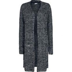 Noisy May Suzu L/S Cable Knit Cardigan Sweter rozpinany damski czarny. Czarne kardigany damskie marki Noisy May, l. Za 121,90 zł.