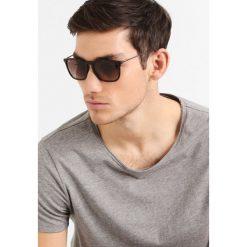 RayBan CHRIS Okulary przeciwsłoneczne brown. Brązowe okulary przeciwsłoneczne damskie marki Ray-Ban. Za 459,00 zł.
