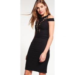 Sukienki hiszpanki: Studio 75 YASCHRISSA Sukienka etui black