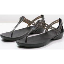Chodaki damskie: Crocs ISABELLA Japonki kąpielowe black