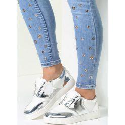 Buty sportowe damskie: Białe Buty Sportowe Glen