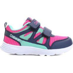 Buty sportowe dziewczęce: Granatowo-Zielone Buty Sportowe Be There