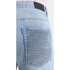 Jeansy męskie regular: Cayler & Sons ALLDD BIKER IAN PANTS Jeansy Slim Fit light blue