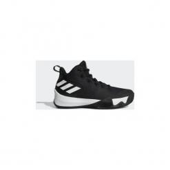 Buty Dziecko adidas  Buty Explosive Flash. Czarne trampki chłopięce Adidas. Za 229,00 zł.
