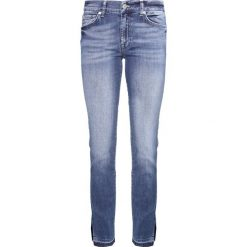Rurki damskie: 7 for all mankind ROXANNE  Jeansy Slim Fit lightblue denim