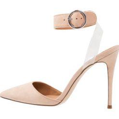 Sandały damskie: Steve Madden DIVA Sandały na obcasie blush